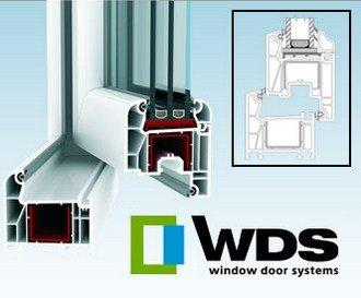 Окна из ПВХ профиля WDS