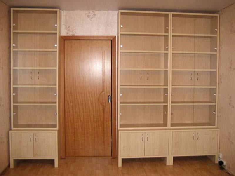 Книжные шкафы, стеллажи на заказ в г.нижний новгород нижегор.