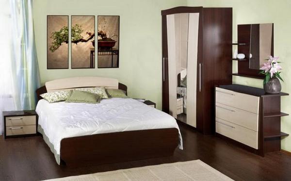 Мебель для спальни под заказ, спальня