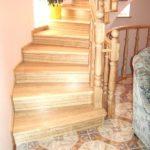 лестница деревянная в Минске