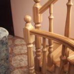 лестница деревянная на заказ