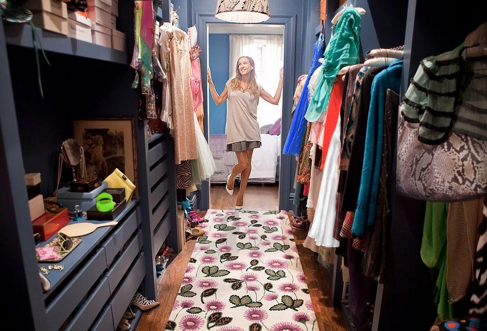 гардеробные под заказ