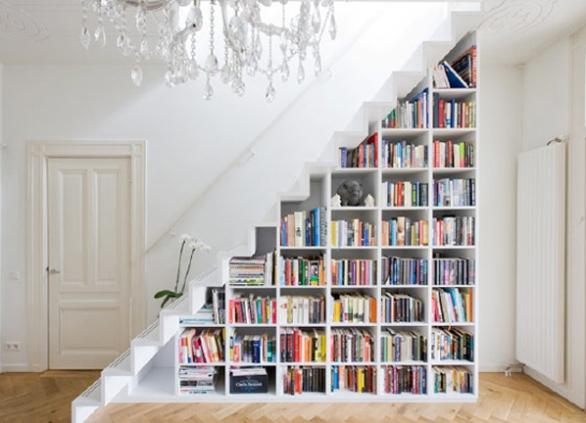книжные полки под заказ