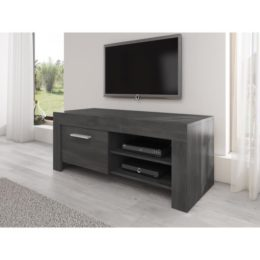 rome tv-decor-chene-noir- 90ц