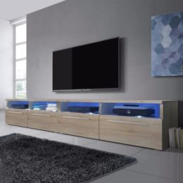 meuble-tv-siena-double-chene-sonoma-avec-led